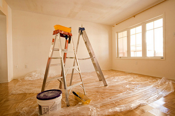 diy home painting 1 image